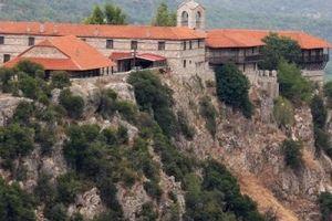 Ιερά Μονή Οσίου Νικάνορα (Ζάβορδα) Γρεβενών