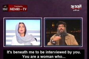 Ξυπνούν και οι μουσουλμάνες! – Τι έκανε Λιβανέζα παρουσιάστρια όταν ισλαμιστής της είπε: «Είσαι γυναίκα, σκάσε»