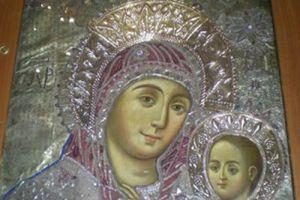 Η Παναγία η Ιεροσολυμίτισσα στην Αθήνα