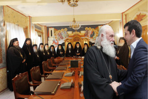 Πλήρης επιβεβαίωση του exapsalmos.gr:  Αρχιεπίσκοπος – Πρωθυπουργός έχουν δική τους agenda