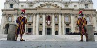 Σε επιφυλακή το Βατικανό για ενδεχόμενη επίθεση ισλαμιστών