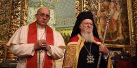 Ο Οικουμενικός Πατριάρχης Βαρθολομαίος και ο Πάπας Φραγκίσκος ως πρότυπα θρησκευτικών ηγετών