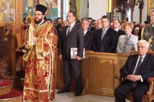 Σέρρες: Τιμούν τον Αγ. Νικήτα με πατριαρχική θ. λειτουργία παρουσία του Προέδρου της Δημοκρατίας