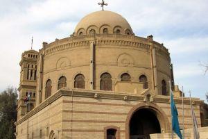Η Ροτόντα και το Μοναστήρι του Αγίου Γεωργίου στο Παλαιό Κάϊρο
