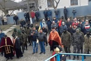 Απόπειρα καταλήψεως Ορθοδόξου Ναού από Ουνίτες στην Ουκρανία