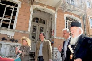 Ο Οικουμενικός Πατριάρχης στην Αδριανούπολη–Γιατί απουσίαζε ο νεοεκλεγείς Μητροπολίτης Αδριανουπόλεως Αμφιλόχιος;
