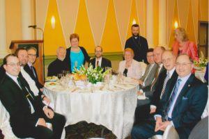 Τελετή αποφοίτησης στην Θεολογική Ακαδημία του Τορόντο