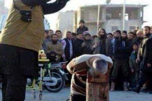 ΟΙ ΤΖΙΧΑΝΤΙΣΤΕΣ ΤΗΣ ISIS ΑΠΟΚΕΦΑΛΙΣΑΝ ΙΕΡΕΑ ΣΤΗ ΣΥΡΙΑ