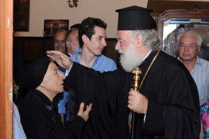 Ο Πατριάρχης Αλεξανδρείας στην Τάντα και στο Σουέζ