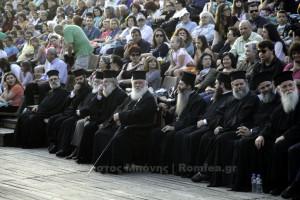 """Αρχιεπίσκοπος Ιερώνυμος: """"Στον ενθουσιασμό των παιδιών κρύβεται το αύριο"""""""
