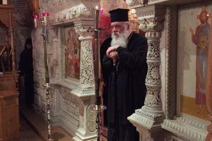 """Αρχιεπίσκοπος Ιερώνυμος: """"Στήριγμα του λαού στις δυσκολίες είναι η πίστη στον Θεό"""""""