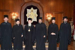 Ο Μητροπολίτης Μεσσηνίας στον Οικουμενικό Πατριάρχη