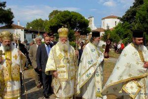 Εορτασμός Πολιούχου Κυθήρων Οσίου Θεοδώρου (ΦΩΤΟ)