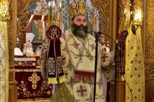 H εορτής του Αγίου Χριστοφόρου στον φερώνυμο Ναό της Άνω Τούμπας Θεσσαλονίκης (ΦΩΤΟ)