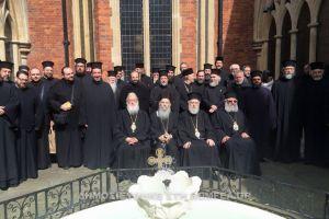 Ετήσιο Ιερατικό Συνέδριο Ι.Αρχιεπισκοπής Θυατείρων και Μεγ. Βρετανίας