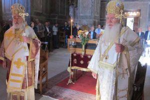Εορτάστηκε η Ανακομιδή του Λειψάνου του Οσίου Λουκά στην Ι.Μ. Θηβών