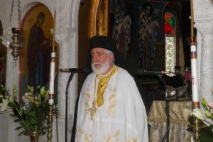 Αρχιμ. Νικόλαος Χαρτουλιάρης: Στηρίζω τον νέο μητροπολίτη