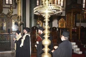 """Συγκινητική κίνηση από τον Οικουμενικό Πατριάρχη Ενα ξεχωριστό..""""αιωνία η μνήμη"""" στον Κεφαλληνίας Γεράσιμο"""