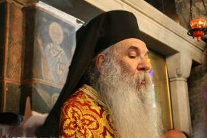 Επίσημο ανακοινωθέν της Ιεράς Συνόδου για την εκδημία του Μητροπολίτη Κεφαλληνίας Γερασίμου