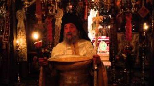 You are currently viewing Ο Ηγούμενος της Μονήδ Δοχειαρίου βάζει τον δάκτυλο επί τον τύπο των ήλων!