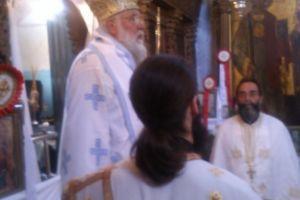Κέρκυρα: Τον Άγιο Ίσαυρο τίμησε η Λευκίμμη στον ομώνυμο ιερό ναό