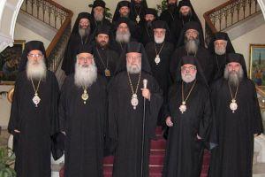 Συνήλθε η Ιερά Σύνοδος της Εκκλησίας της Κύπρου