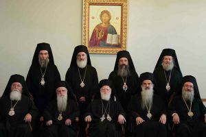 Συνήλθε η Ιερά Επαρχιακή Σύνοδος της Εκκλησίας Κρήτης