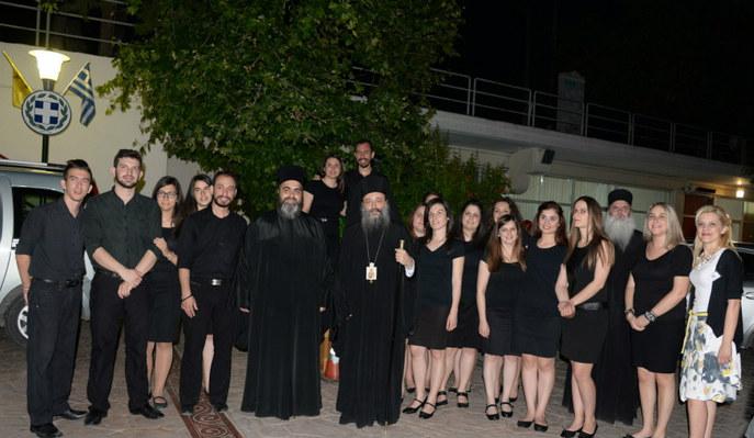You are currently viewing Μουσικοχορευτική εκδήλωση στην Οβρυιά Πατρών