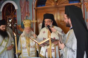 Εγκαίνια του Ι.Ν.Αγίου Παντελεήμονος στο «Ιπποκράτειο» Νοσοκομείο από τον Μητροπολίτη Θεσσαλονίκης