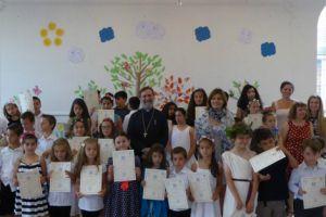 Λήξη μαθημάτων στο Ελληνικό Κολέγιο Αγίου Παντελεήμονος