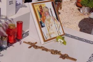Εξάμηνο Μνημόσυνο Μητροπολίτου Κεφαλληνίας Κυρού Σπυρίδωνος