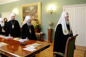 Ο Πατριάρχης Μόσχας ελπίζει να επισκεφθεί σύντομα το Κιέβο
