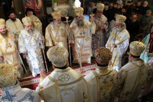 Με σεμνότητα και ιεροπρέπεια εόρτασε ο Μητροπολίτης Ιλίου Αθηναγόρας!
