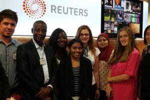 Μαθαίνοντας να γράφουμε για τη θρησκεία… στο ινστιτούτο του Reuters!