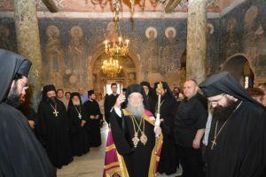 Η Σύναξη των Αγίων Δώδεκα Αποστόλων στην Ι.Μ. Θεσσαλονίκης