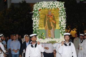 Το Παλαιό Φάληρο τιμά τον πολιούχο του Άγιο Αλέξανδρο