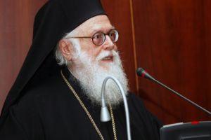 Αναστάτωση από δημοσιεύματα στην Αλβανία για την υγεία του Αρχιεπισκόπου Αναστασίου