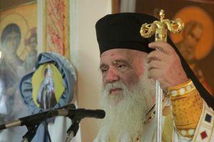 """Αρχιεπίσκοπος: """"Τα κόμματα χρειάζεται να ξεκαθαρίσουν τη θέση τους απέναντι στην Εκκλησία"""""""