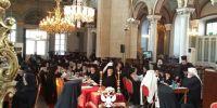Συνεχίζονται, μετά τη Θ. Λειτουργία στο Φανάρι, οι εργασίες της Ι. Σ. Ι. του Οικουμενικού Θρόνου