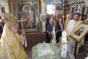 Πολυετές Μνημόσυνο Μητροπολίτου Σύρου κυρού Δωροθέου Α΄ (ΦΩΤΟ)