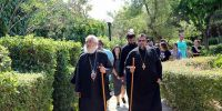 Μεσσηνίας και Φωκίδος στη Μονή Τρικόρφου (ΦΩΤΟ)