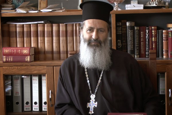 You are currently viewing Έλαβε το χρίσμα από τον Αρχιεπίσκοπο Ιερώνυμο ο Αρχιμ. Δημήτριος Αργυρός, για την Κεφαλληνία.