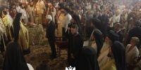 Ο Εσπερινός της Αγίας Σοφίας παρουσία του ΠτΔ στο Ν. Ψυχικό