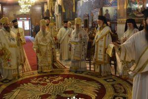 Λαμπρός εορτασμός  για τον ποιμενάρχη της Θεσσαλονίκης Ανθιμο