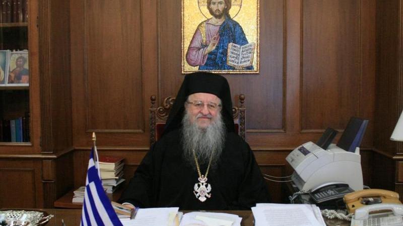 Θεσσαλονίκης Άνθιμος: Είναι δυνατόν να λέμε ότι η χριστιανική πίστη δεν μας χρειάζεται στην διδασκαλία;