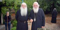 Ο Αρχιεπίσκοπος επισκέφθηκε ανεπίσημα την Καρυά Αργολίδας
