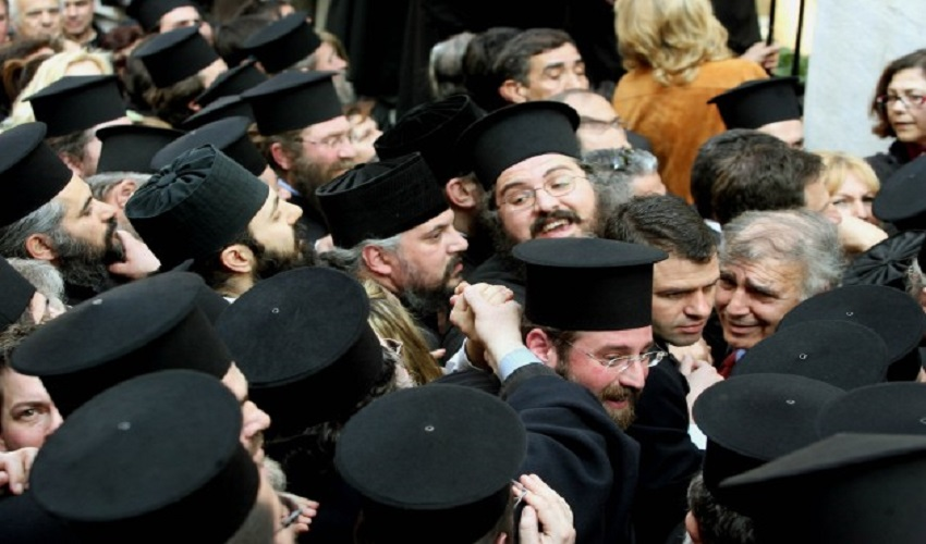 You are currently viewing Ο Γόρτυνος Ιερεμίας εκ βαθέων προς τους Μοναχούς της επαρχίας του