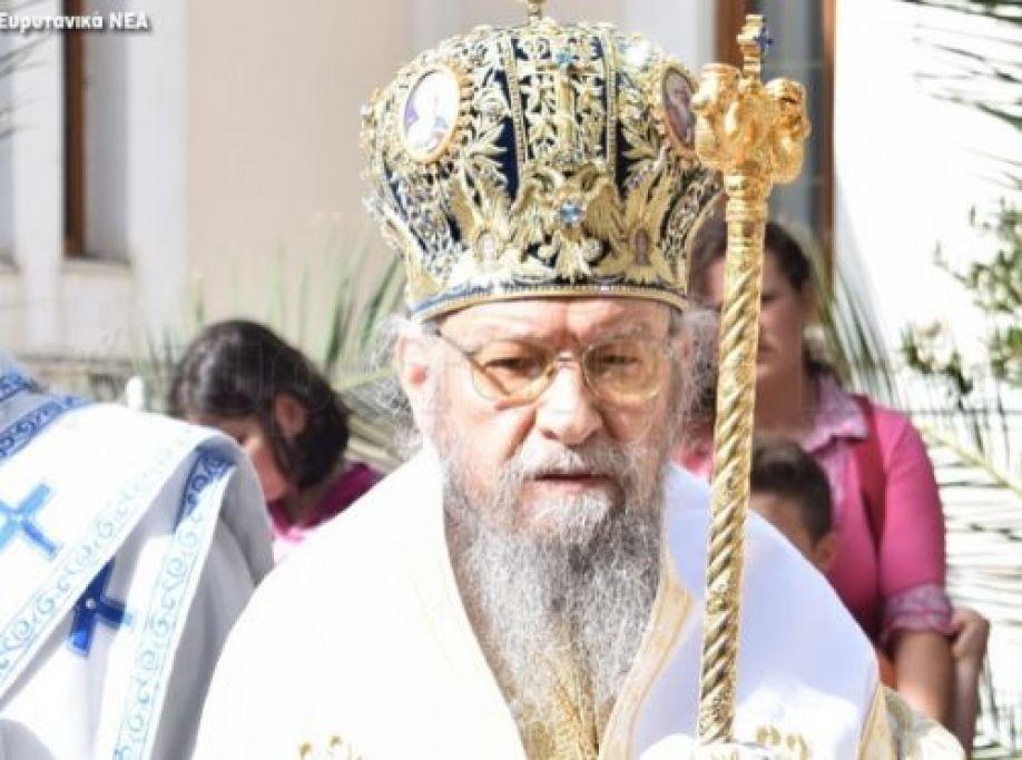 Εκκλησιολογική απρέπεια από τον Καρπενησίου Νικόλαο..!