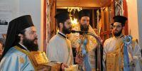 Εορτή της Αγίας Ευφημίας στην Ι.Μ. Νέας Ιωνίας