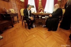Οι προτάσεις του Στ.Θεοδωράκη για την αξιοποίηση της εκκλησιαστικής περιουσίας